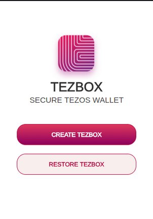 A Guide On Tezbox