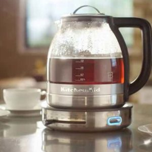 Take advantage of all the advantages offered by an electric kettle made in Germany