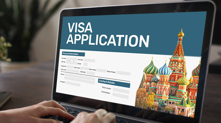 Before embarking on the trip, get your Russian Tourist Visa